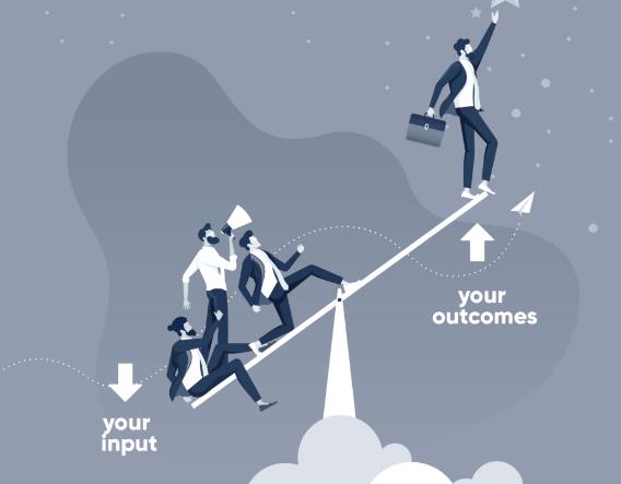 input-outcomes